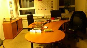 Schreibtisch # 56 Paries