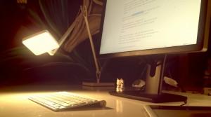 Schreibtisch # 57 Maul