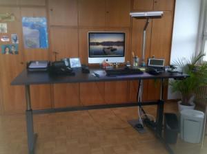 Schreibtisch # 58 Schmid
