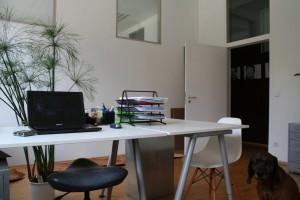 Schreibtisch # 60 Falkenberg