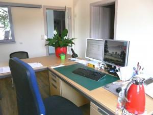 Schreibtisch # 66 Eberle