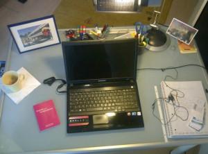 Schreibtisch # 68 Herlan