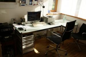 Schreibtisch # 72 Rossié